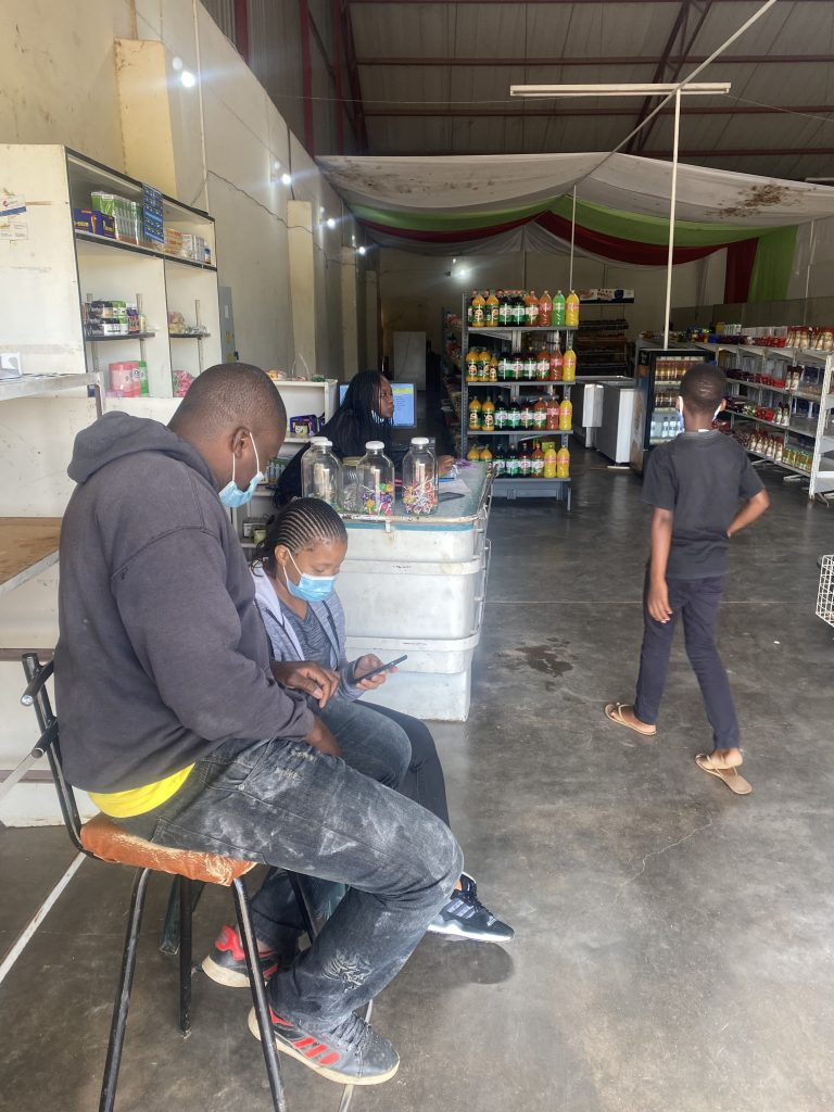 Field Researcher Experience – The Corner shop diaries project
