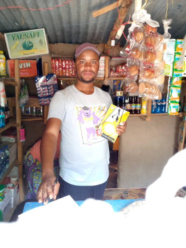 The COVID-19 paradox: What made a small corner shop in Uganda, which was allowed to operate during the pandemic, close down?