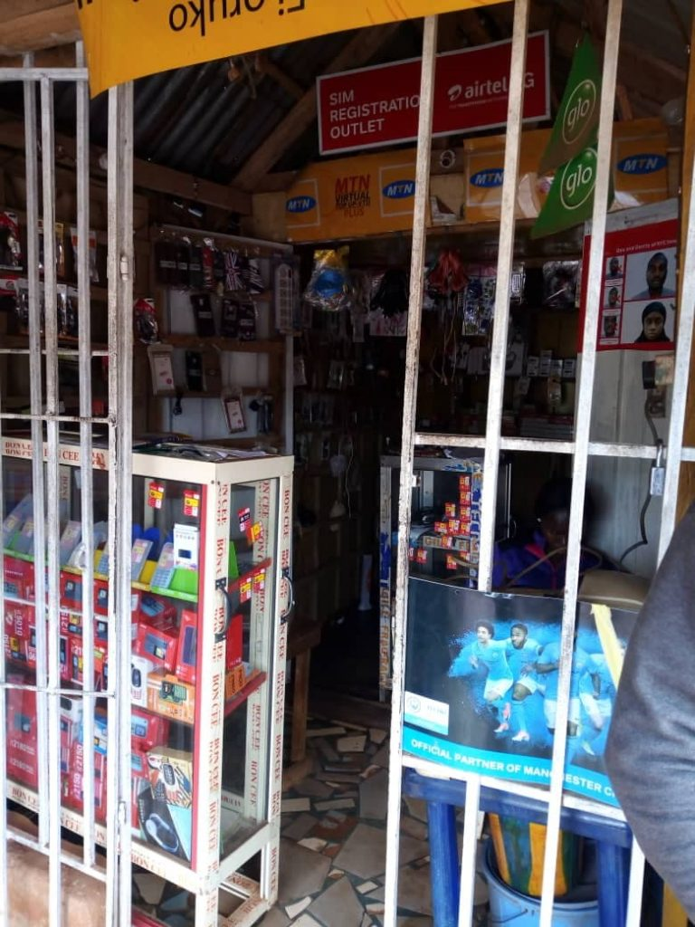 Volatility and resilience: Lessons from the corner shop diaries research in Nigeria